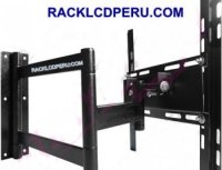 Rack articulado movil 50 a 65 RACKLCDPERU.COM