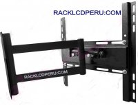 Racks doble brazo para tv lcd led 42¨ a 65¨